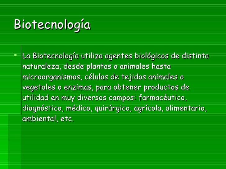 La importancia de los microorganismos en los alimentos Slide 2