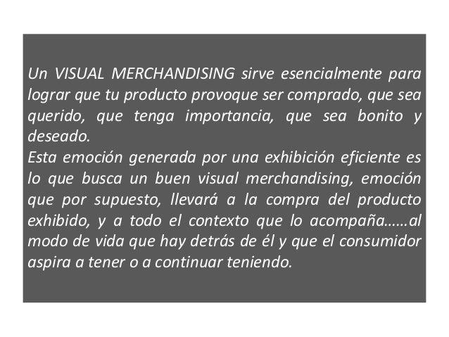 La Importancia Del Visual Merchandising En Las Ventas
