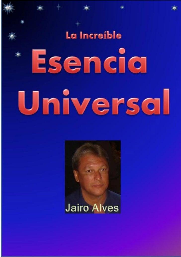 Jairo AlvesSumario1   Introducción…………………………….32   Evidencias Existenciales………………..43   Requisitos Previos Existenciales……...