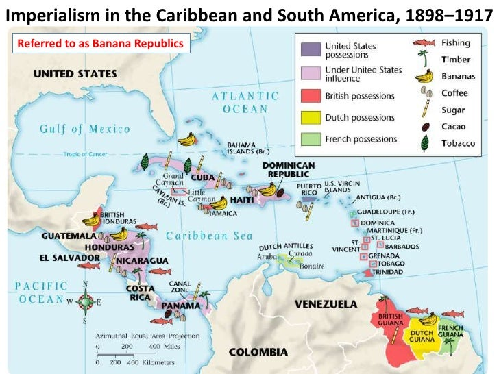Imperialism In Latin America Map.25 4 Economic Imperialism In Latin America Lessons Tes Teach