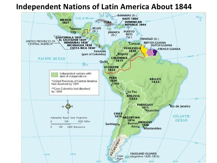 Latin American Nation 68
