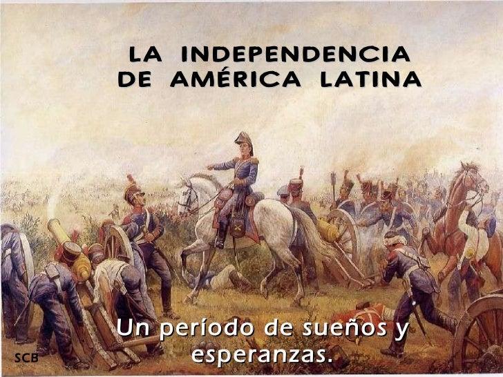 Resultado de imagen para independencia de america