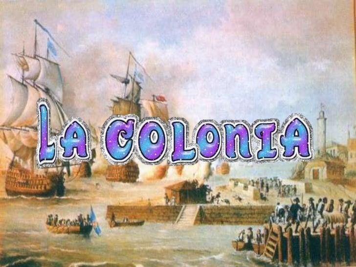 La Independencia Y Colonia De Colombia Slide 2