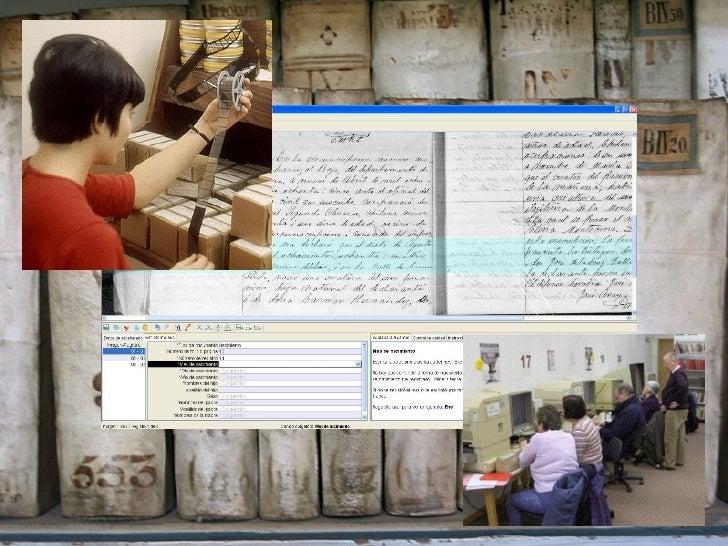 La indexación en FamilySearch  Por Gonzalo A. Luengo O.