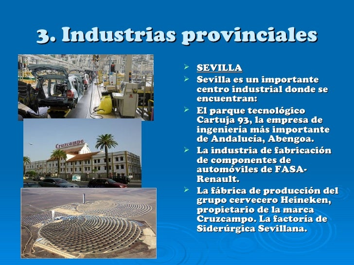 La industria andaluza - Empresas de construccion en sevilla ...