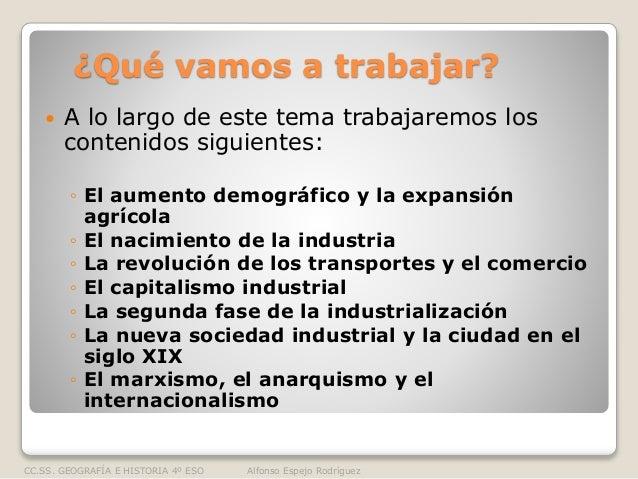 La industrialización de las sociedades europeas Slide 2