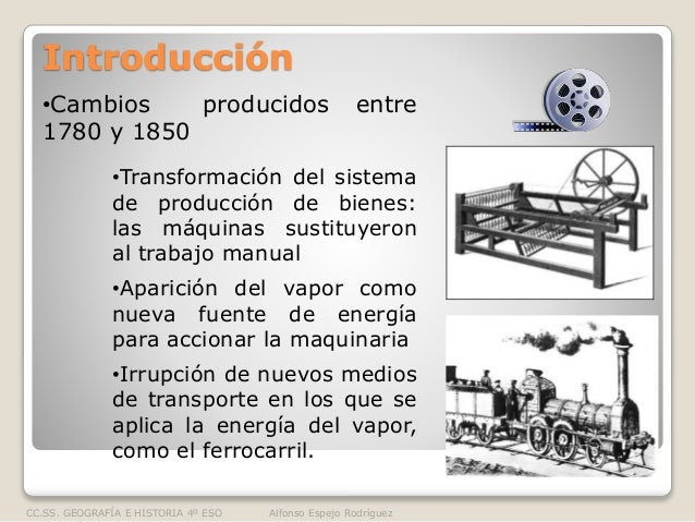 La industrialización de las sociedades europeas Slide 3