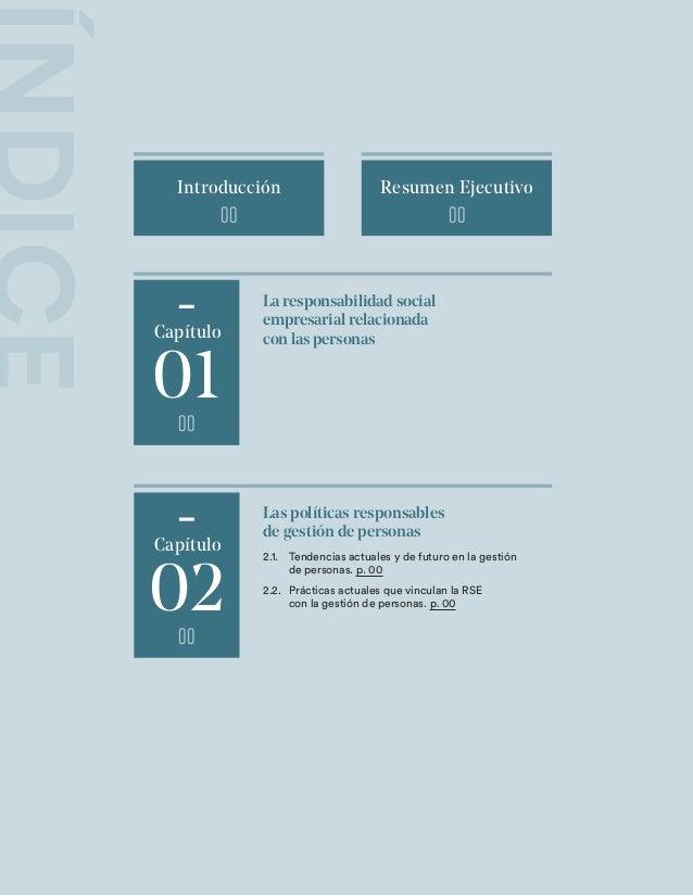 La influencia de la RSE en la gestión de personas: buenas prácticas  Slide 3