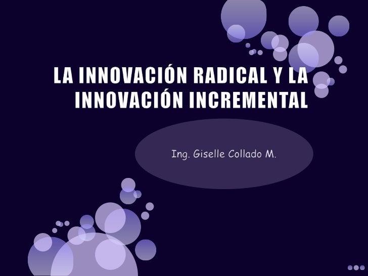 Estas innovaciones crean un alto grado de incertidumbre, modifican  severamente la estructura de lossectores en qué surgen...