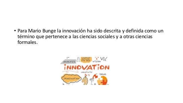 La innovacion en las organizaciones modernas Slide 3