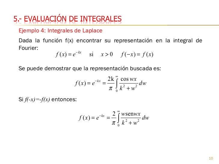 INTEGRAL DE FOURIER PDF DOWNLOAD