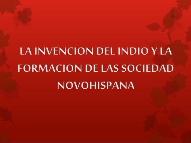 subtemas  IDENTIDAD Y ETNIA  LA INVENCION DEL INDIO  LOS MITOS EN EL HOMBRE OCCIDENTAL  LOS PUEBLOS AMERICANOS EN LA C...