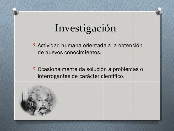 La Investigación en la Legislación Ecuatoriana Slide 2