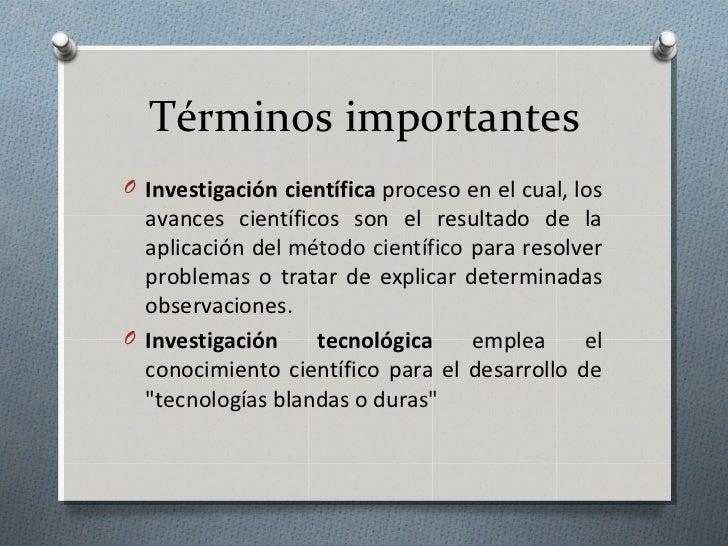 La Investigación en la Legislación Ecuatoriana Slide 3