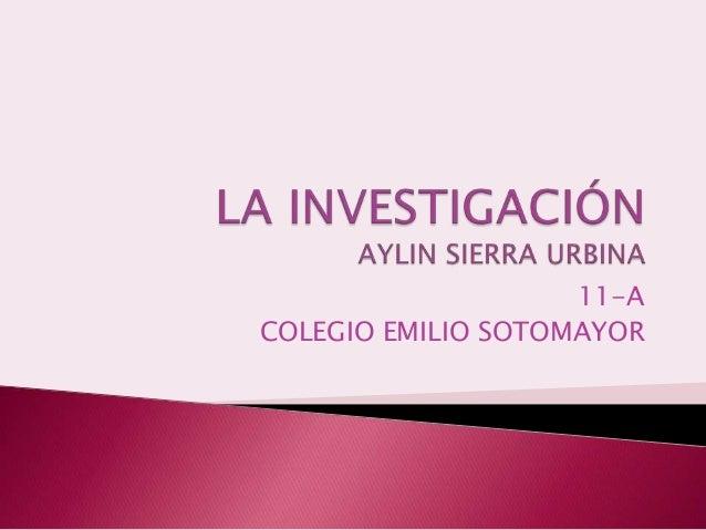 11-ACOLEGIO EMILIO SOTOMAYOR