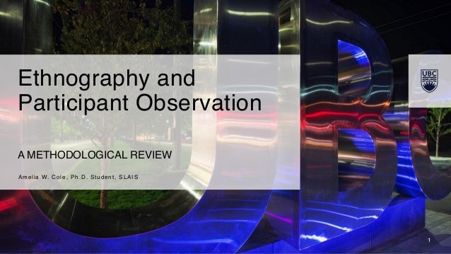 and Images Discovering Qualitative Methods: Ethnography Interviews Documents