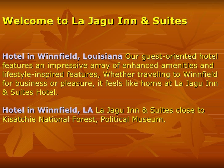 Personals in winnfield louisiana