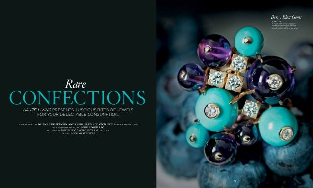 72 Confections photographed by Danny Christensen and Rasmus Linaa/ DaNoirnyc @ Factory Downtown fashion / jewelry director...