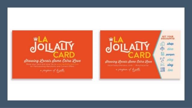La Jollalty Card Merchants Presentation