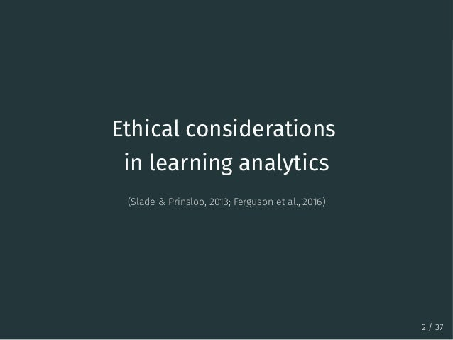 LAK19 - Towards Value-Sensitive Learning Analytics Design Slide 2