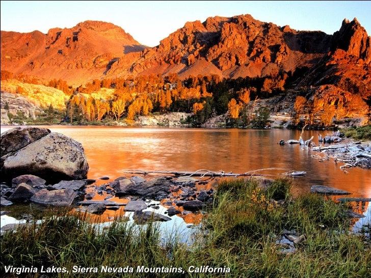 Virginia Lakes, Sierra Nevada Mountains, California