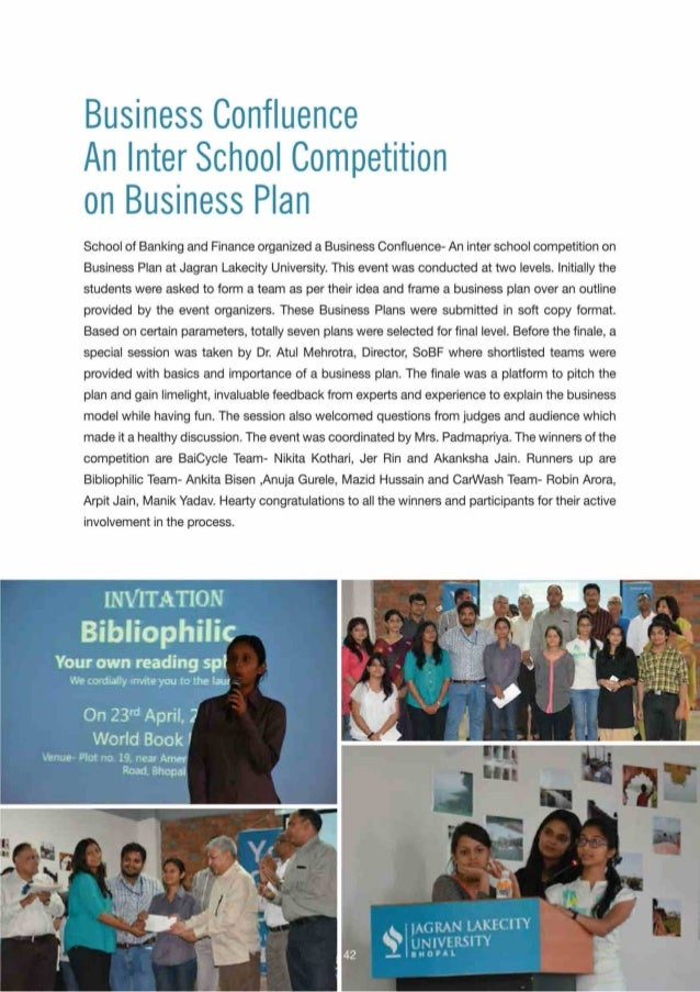 Collage Making Activity  By way of Collage making exercise.  students of School of Banking & Finance and School of Commerc...