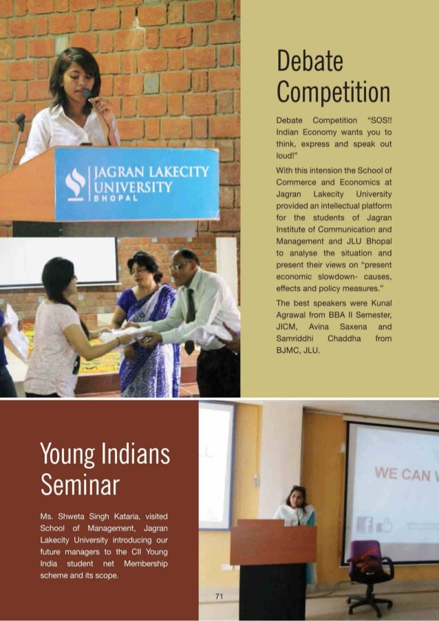 5!'  Brainstorming session on Emerging Paradigms in Legal Education  Jagran Lakecity University has decided to start the S...