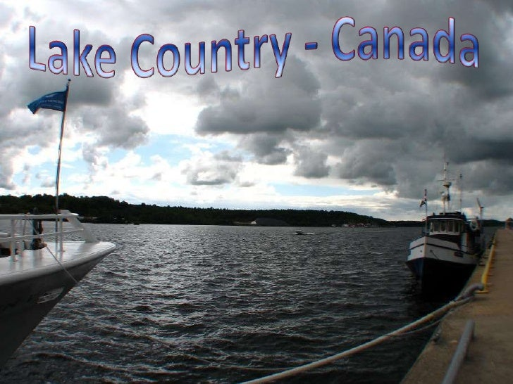 Lake Country - Canada<br />