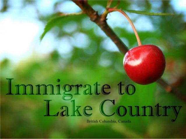 Lake Country Chamber of Commerce provides many services toits members and the community. We give your business a voice in ...