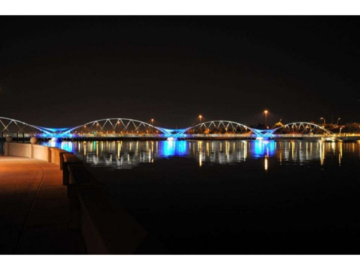 History of Tempe Town Lake