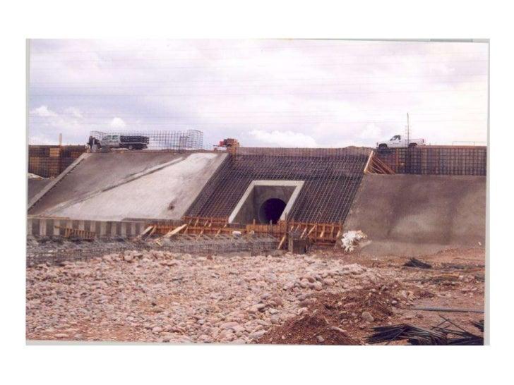 The dam functioning