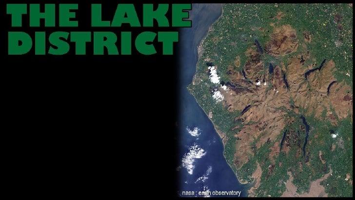 Lake District -  Glaciated Landscape