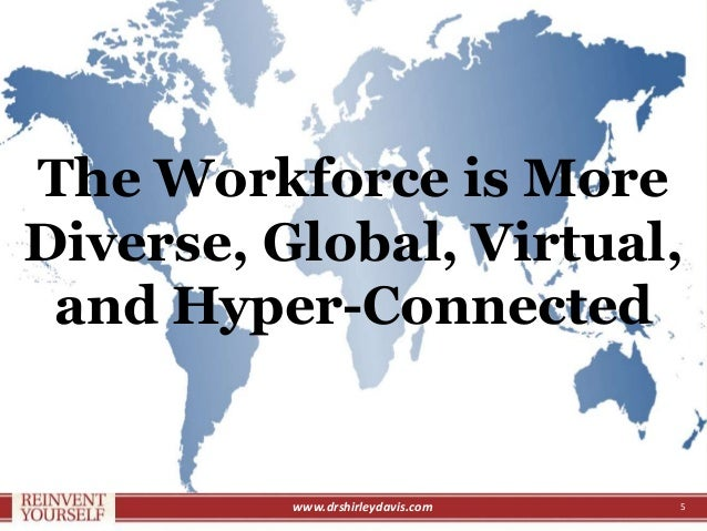 managing a diverse and virtual workforce The benefits of a remote workforce and virtual collaboration  to manage virtual teams is crucial to the success of employees working from home  in the virtual.