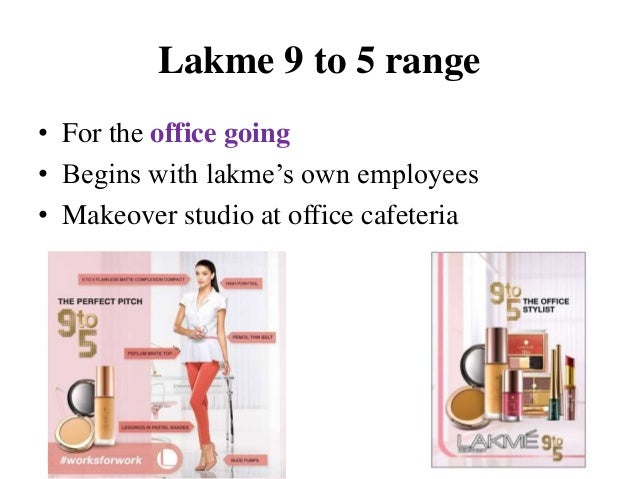 Lakme's makeover