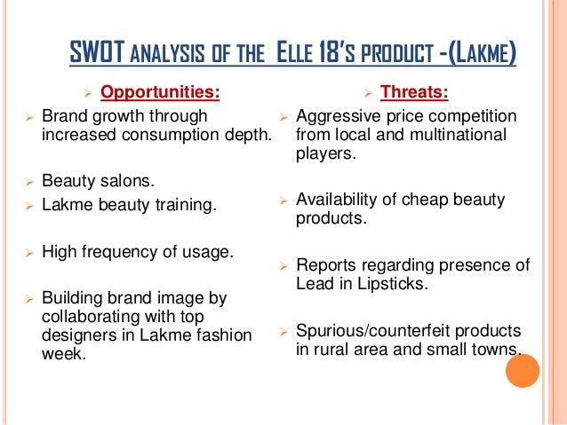 swot analysis of beauty salon business