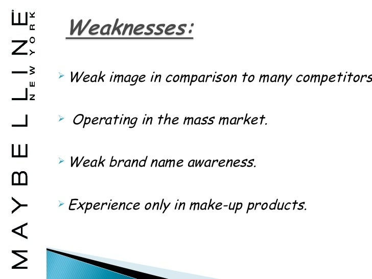    Existence of some gaps in the market.   Competitors ignore this section.   Technological advancements .   Extend it...