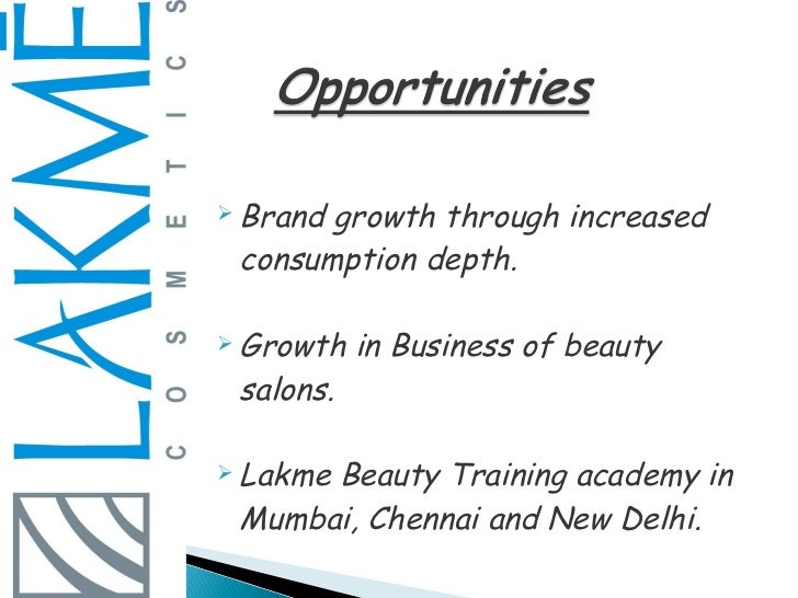  Aggressive price competition from local and multinational players. Availability   of cheap beauty products. Reports  r...