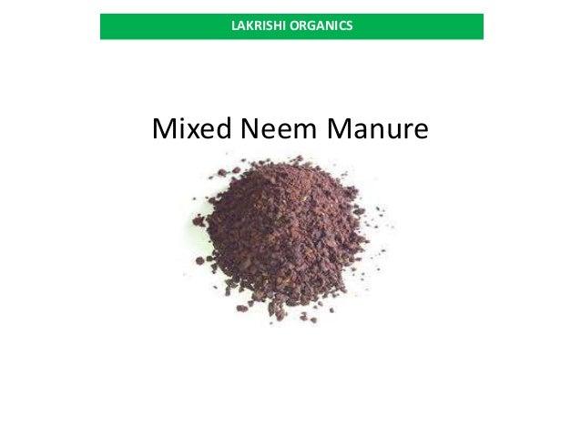 Mixed Neem Manure LAKRISHI ORGANICS