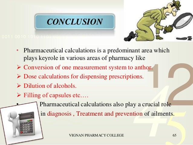 Pharmaceutical calculations pharmacy college 64 65 fandeluxe Choice Image