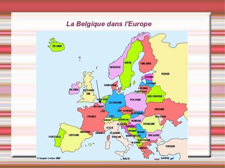 La langue française et la belgique Slide 3