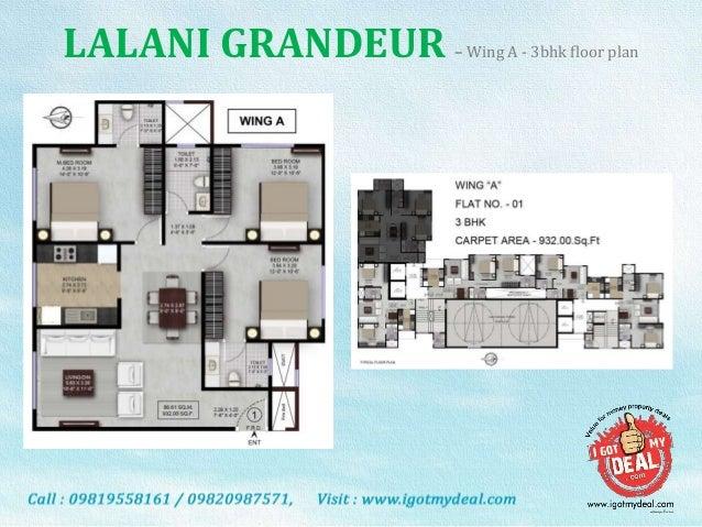Lalani Grandeur @ 9820987571