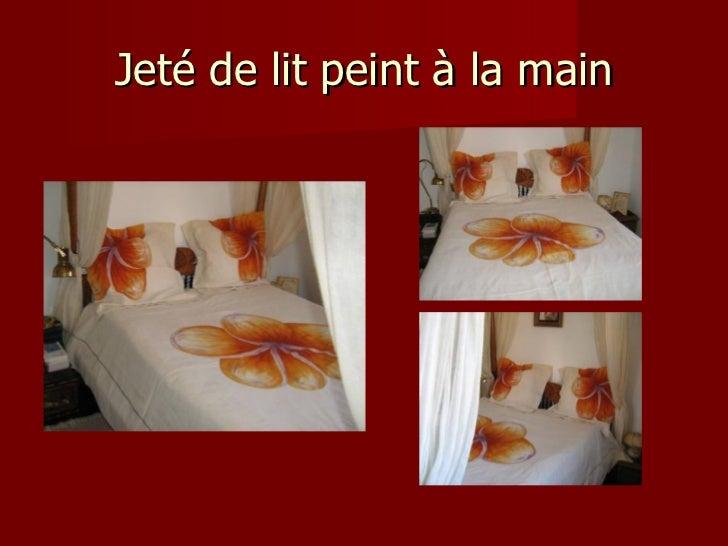 Lalassou linge de maison 2011 2012 for Soldes 3 suisses linge de maison