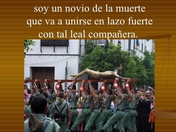 La Legion Espanola