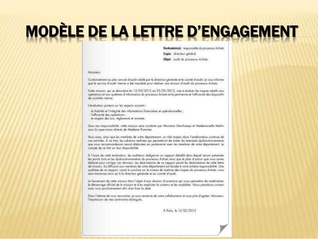 modele lettre d u0026 39 engagement