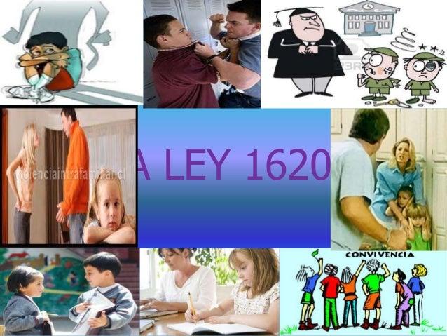 LA LEY 1620