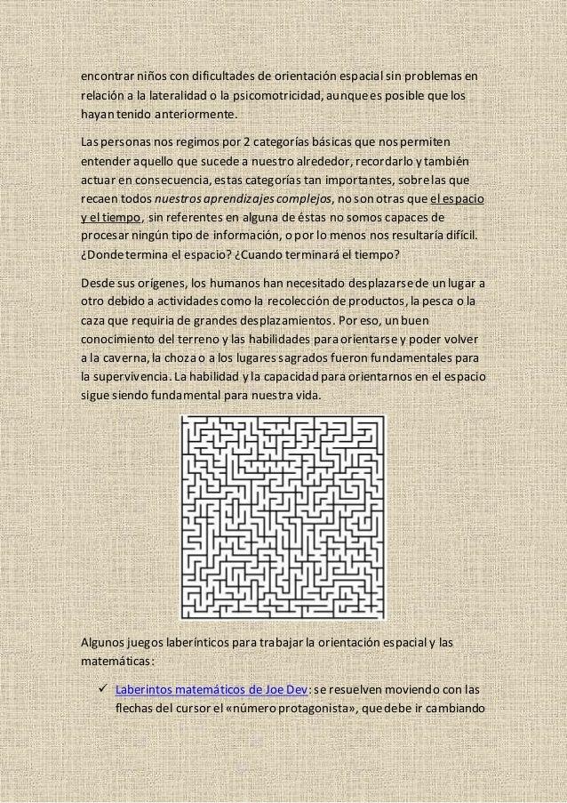 LABERINTOS Y MATEMÁTICAS Slide 3