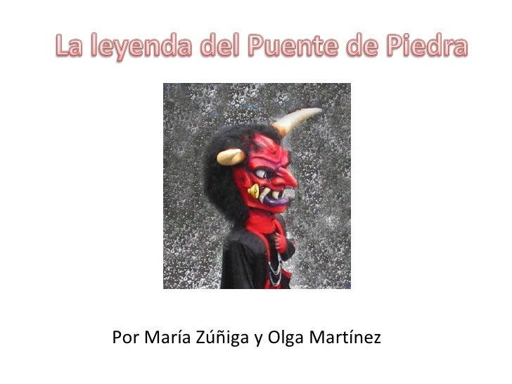 Por María Zúñiga y Olga Martínez