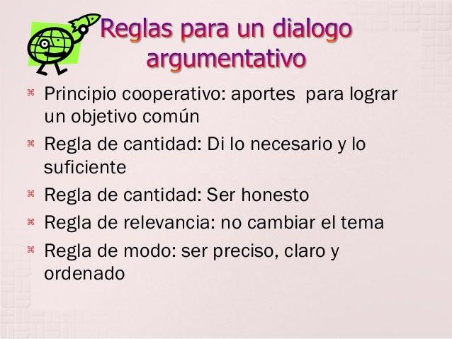 La Lógica Y La Argumentación