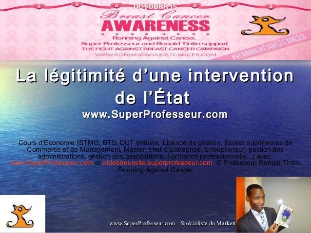 www.SuperProfesseur.com Spécialiste du Marketing,Coaching Management,Ecowww.SuperProfesseur.com Spécialiste du Marketing,C...