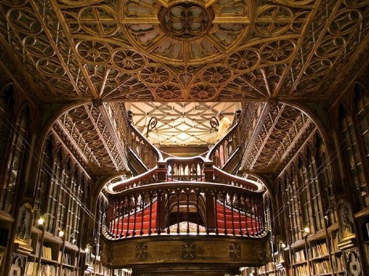 La librairie lello_-_irmao_-_porto Slide 2